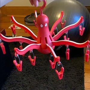 IKEA octopus drying rack